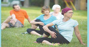 hoạt động thể chất dành cho những người sống và sau chẩn đoán ung thư vú nguyên phát