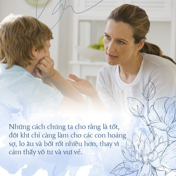 Nói với con thế nào khi chúng ta mắc ung thư
