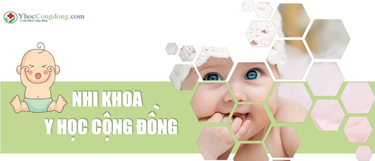 Logo group facebook Nhi khoa YHCD