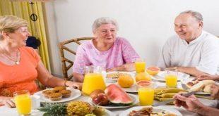Một số vấn đề về dinh dưỡng cho người cao tuổi