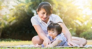 Hướng dẫn cho các bậc cha mẹ: Trò chuyện cùng con