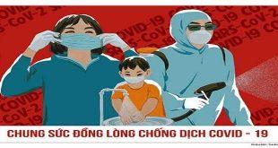 Sổ tay phòng chống truyền nhiễm Covid - 19 cho người dân