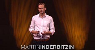 Martin Inderbitzin - Những gì học được khi bị ung thư