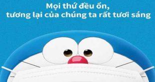 Tin nhắn từ Doraemon gửi đến người hâm mộ trên toàn thế giới