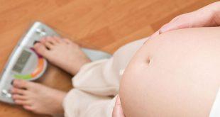 Tăng cân khi mang thai