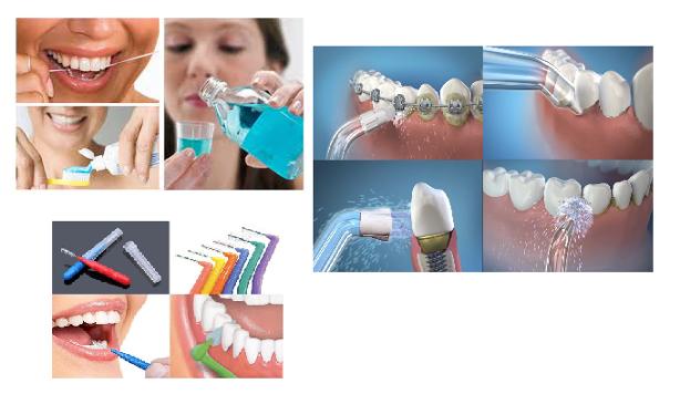 Các phương pháp vệ sinh răng miệng