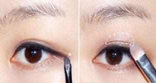 Trang điểm mắt cho bệnh nhân ung thư
