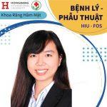 ThS. BS. Thái Hoàng Phước Thảo