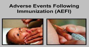 Bài 3.02: Phân loại các phản ứng sau tiêm chủng (AEFIs)