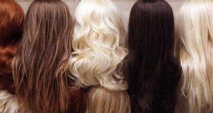 Cách tạo kiểu cho tóc giả tổng hợp
