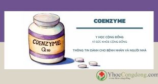 Coenzyme Q10 - Thông tin dành cho bệnh nhân và người nhà
