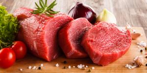 Thịt bò là thực phẩm chứa nhiều sắt